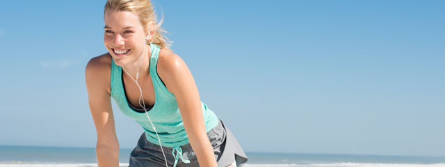 Retrouver une peau propre et éclatante après le sport