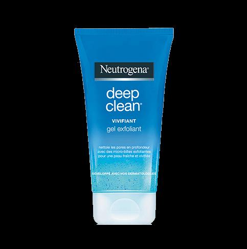 Deep Clean® : gel exfoliant vivifiant