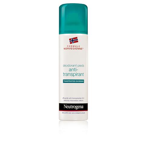 Formule Norvégienne® : déodorant pieds anti-transpirant