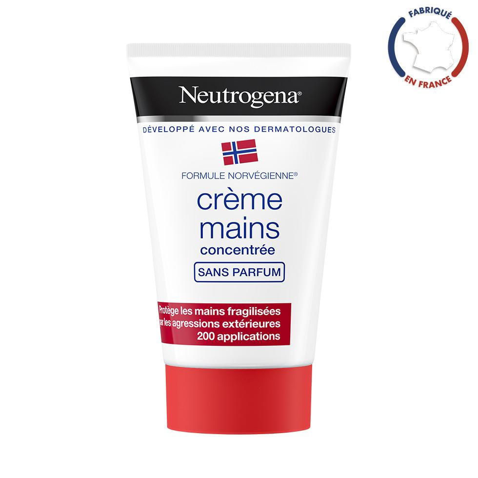 Neutrogena® Crème Mains Concentrée Sans Parfum
