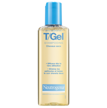 T/Gel® : shampoing cheveux secs