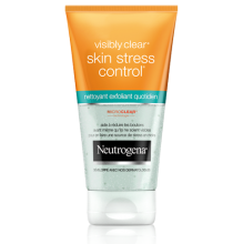 Visibly Clear® : nettoyant exfoliant quotidien skin stress control
