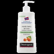 Texture légère et parfum fruité pour nourrir votre peau