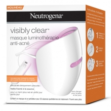 Masque de Luminothérapie Anti-Acné Neutrogena® visibly clear®