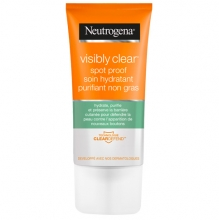 Neutrogena® Visibly Clear ® spot proof soin hydratant purifiant non gras