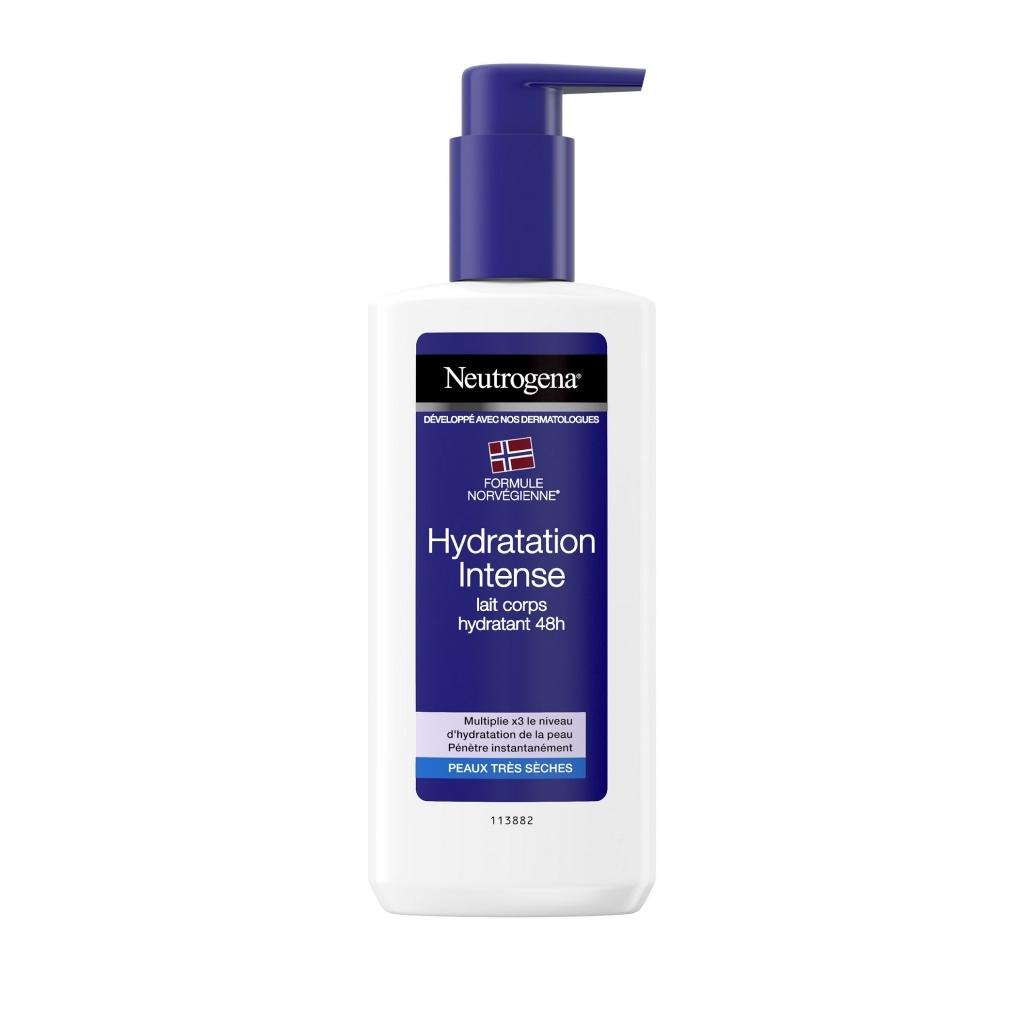 Pour une peau durablement hydratée