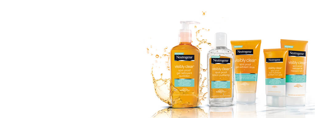 Routine anti-boutons Spot Proof de Neutrogena®